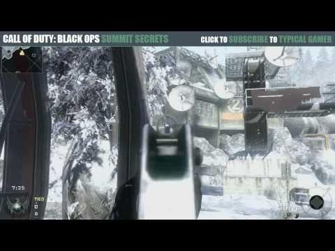 Call Of Duty: Black Ops - Summit Secret Spots