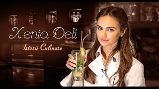 """""""Istorii Culinare"""" cu Super model Xenia Deli"""