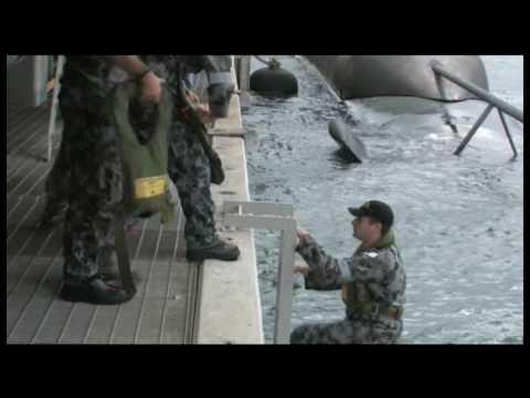HMAS Dechaineux return to FBW