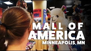 What Kind of Trouble Can We Get Up To In the Mall Of America?