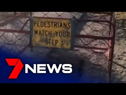 asbestos-lining-nbn-cable-pits-is-being-dug-up-and-left-unguarded-across-suburbs-|-7news
