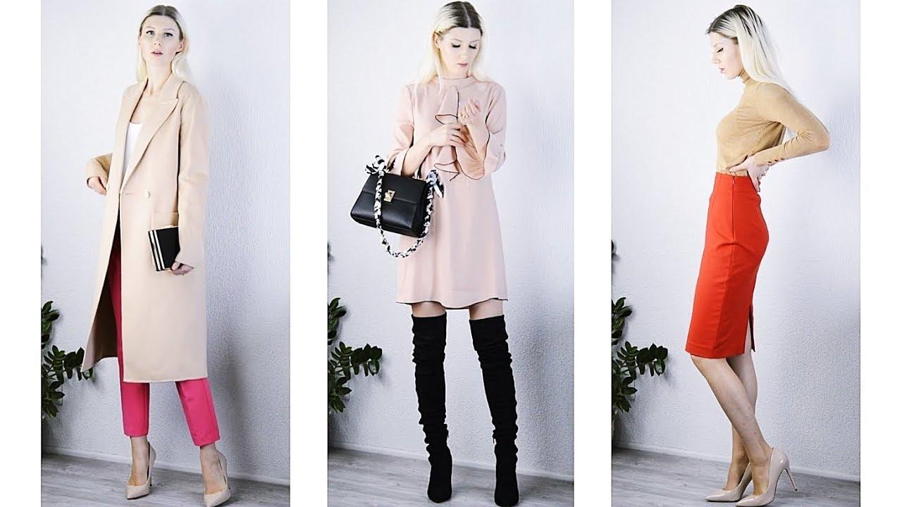 ZARA AUTUMN TRY ON HAUL | Fall Clothing Ideas | Dove Sorys 1