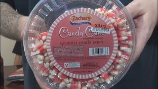 We Shorts - Candy Cane Candy Corn & 479 Degrees Dark Chocolate + Bing Cherries