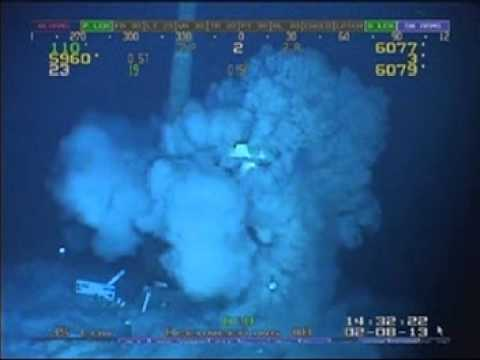 9-1/2 PBL Jetting Tool in action in GOM Deepwater