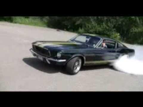 Hoonigan 1967 Mustang