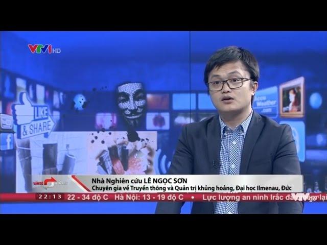VTV1 - Ngăn chặn tin giả trên mạng xã hội ở Việt Nam