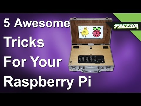5 Awesome Raspberry Pi Builds