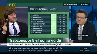 Rıdvan Dilmen: ''Böyle bir çaresizlik görmedim'' (25 Kasım 2018)