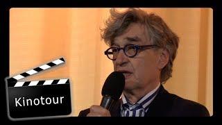 """Wim Wenders präsentiert """"Papst Franziskus - Ein Mann seines Wortes"""" im Astor Grand Cinema"""