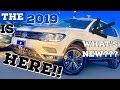 2019 VW Tiguan SEL FuLL Walkaround