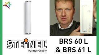 """""""STEINEL BRS 60 L"""" und """"STEINEL BRS 61 L"""" [watt24-Video Nr. 79]"""