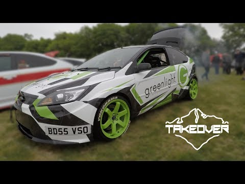 Ford Takeover Isle of Wight 2018 sponsored by Greenlight Insurance