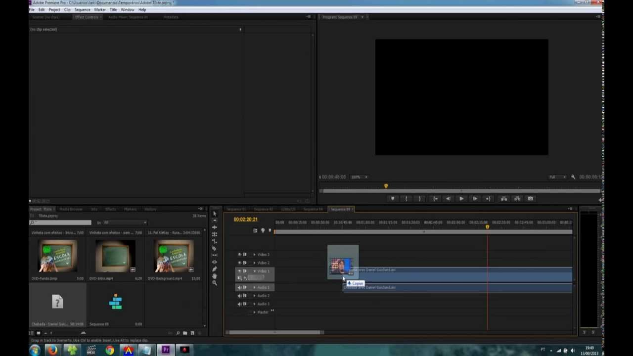 Download How to import FLV files into Adobe Premiere projects