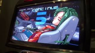 New Arrival Play: Pulstar On Neo Geo MVS