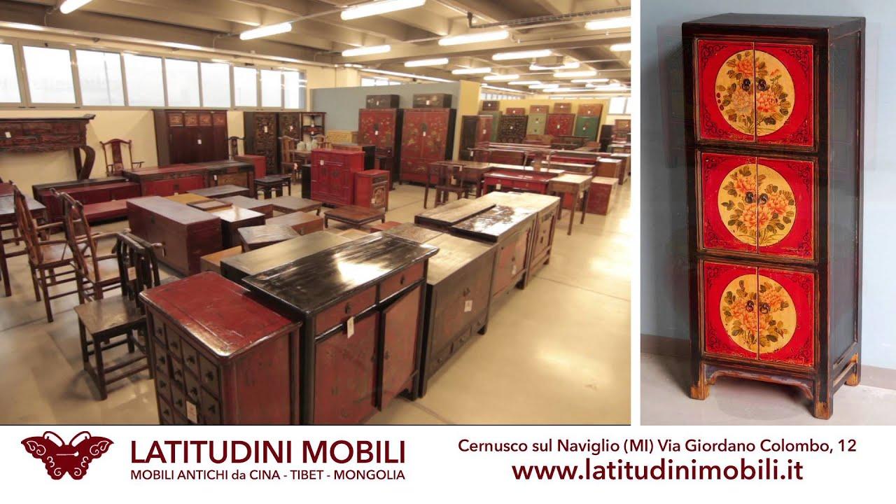 Latitudini mobili outlet di mobili etnici orientali youtube - Acerbis mobili outlet ...