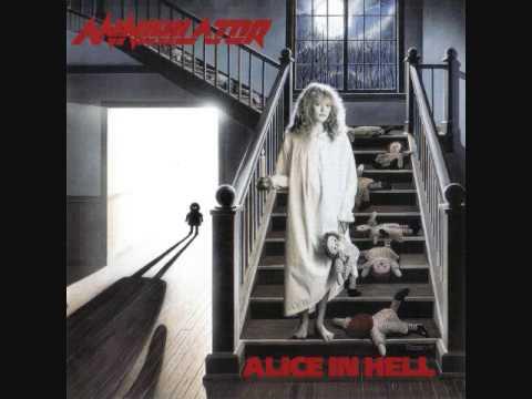Annihilator - Wicked Mystic (Alice in Hell)