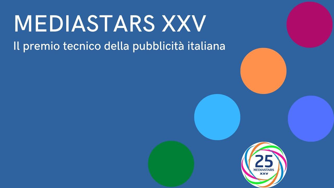 Presentazione relatori evento Mediastars XXV