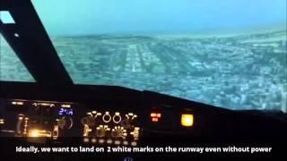 Airplane both engine failure