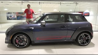 The 2021 Mini Cooper JCW GP Is the $50,000 Ultimate Mini