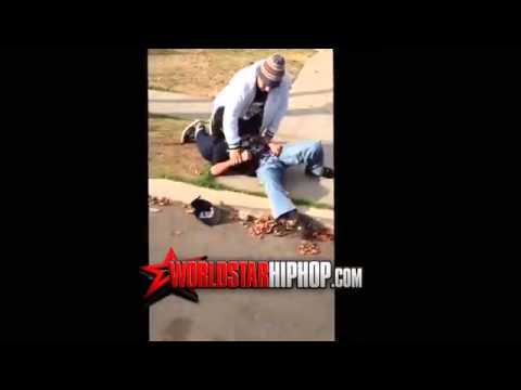 Real Knife Fight and Defense - One on One - Jiu-Jitsu Knife Defense