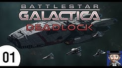 Battlestar Galactica Deadlock | 01 | Überraschungserfolg der Zylonen