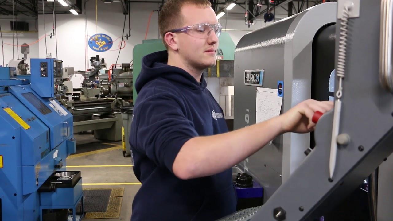 Machine Tool Technology Tool Die Marshalltown Community College
