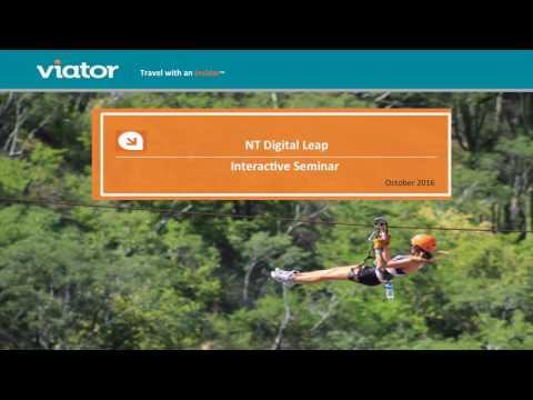 Digital Leap Presentation - 3 Trip Advisor Viator