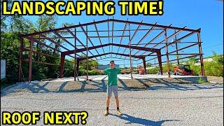 Building The New Goonzquad Garage Part 6