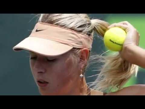 Maria Sharapova clinches place in womens final