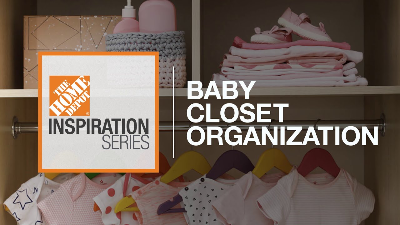Closet Organization Ideas for Kids - The Home Depot