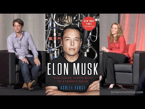 Elon Musk: Tesla, SpaceX, and the Quest for a Fantastic Future - TMC Connect 2015