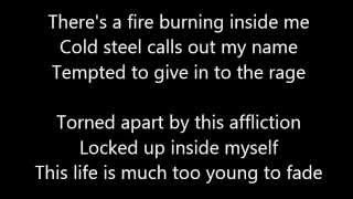 Ashes Remain - End of Me Lyrics