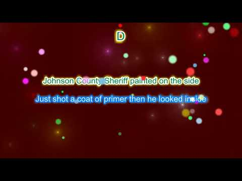 Copperhead Road Lyrics & Guitar Chords Video Karaoke