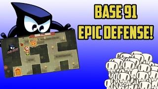 King of Thieves Insane Base Defences - Base 91 by Ash KOT
