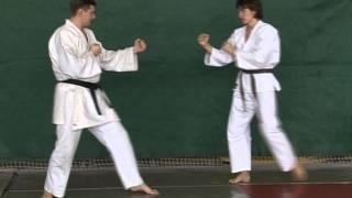 Обучение системе рукопашному бою Фильм 3 ч59
