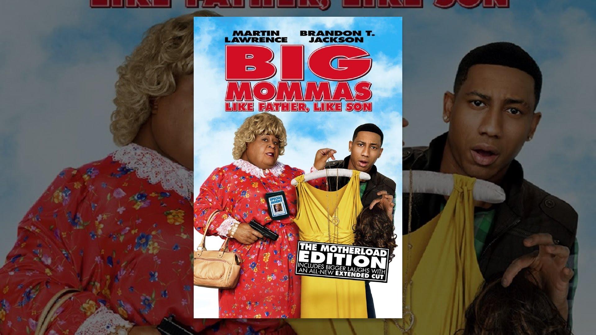 Big Mommas: Like Father. Like Son (Extended Cut) - YouTube