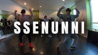 Jessi (제시) -  SSENUNNI (쎈언니) | UNI+ED x Bebe x Crush x Function x Team Nuggets