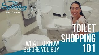 Toilet Shopping 101: What To Know Before You Buy