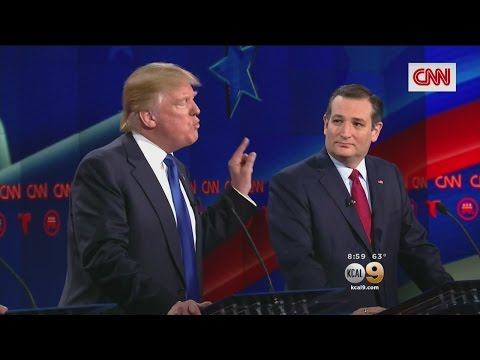 Final Republican Presidential Debate Before Super Tuesday Among Most Contentious