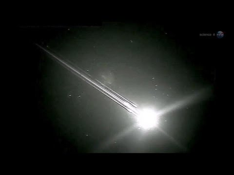 ScienceCasts: Perseid Fireballs