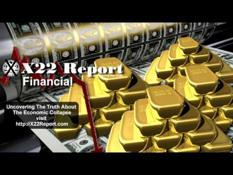 Central Banks Are Printing Money To Accumulate Precious Metals By Stealth Episode 1071a