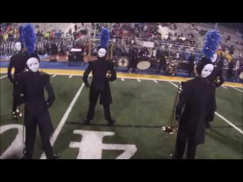 Chattahoochee High School Marching Band 2018: Trumpet Cam