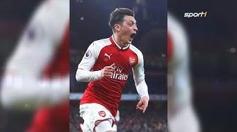 Irre! Das verdienen die Fußball-Stars Mesut Özil & Co.  | SPORT1