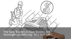 Roof Repair in East Boston, MA