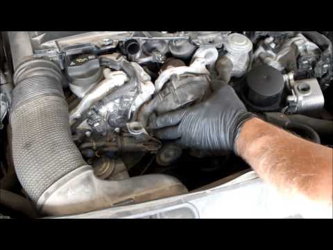 Mercedes Secondary Air Pump Problem