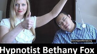 Random Female Hypnotist 12 - Bethany Fox #hypnosis #ASMR