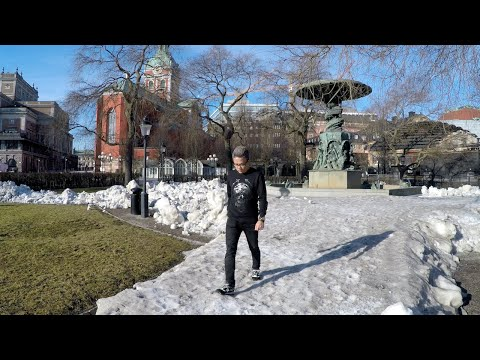 My Travels - Stockholm. I Stay.