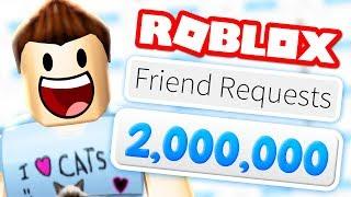 2000000 FRIEND REQUESTS