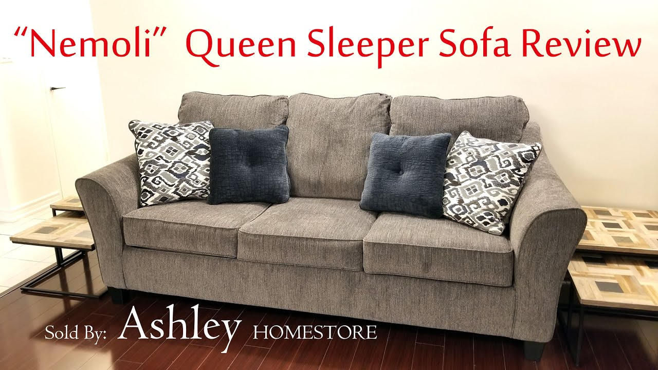 Nemoli Queen Sleeper Sofa Review