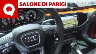 Audi Q3: sta per arrivare in Italia!